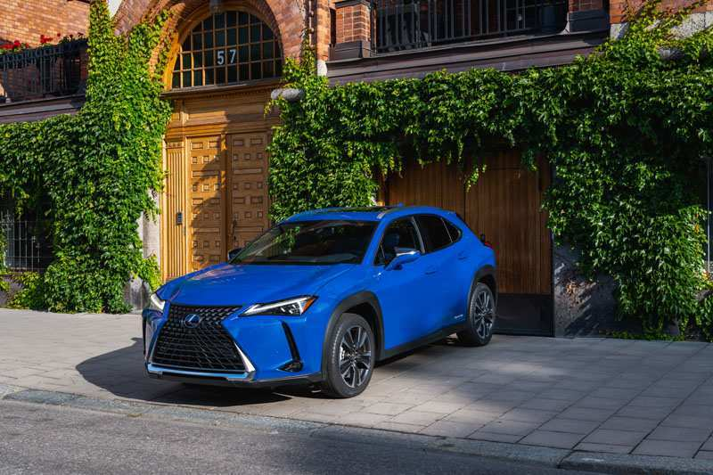 55 The 2019 Lexus Ux Canada Pricing