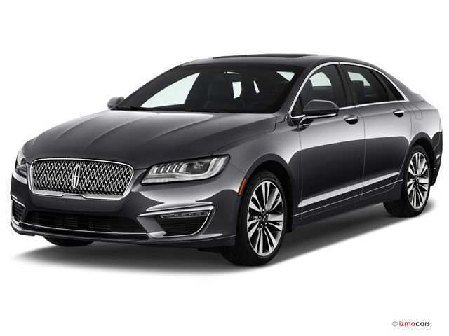 55 The 2019 Lincoln MKX Exterior