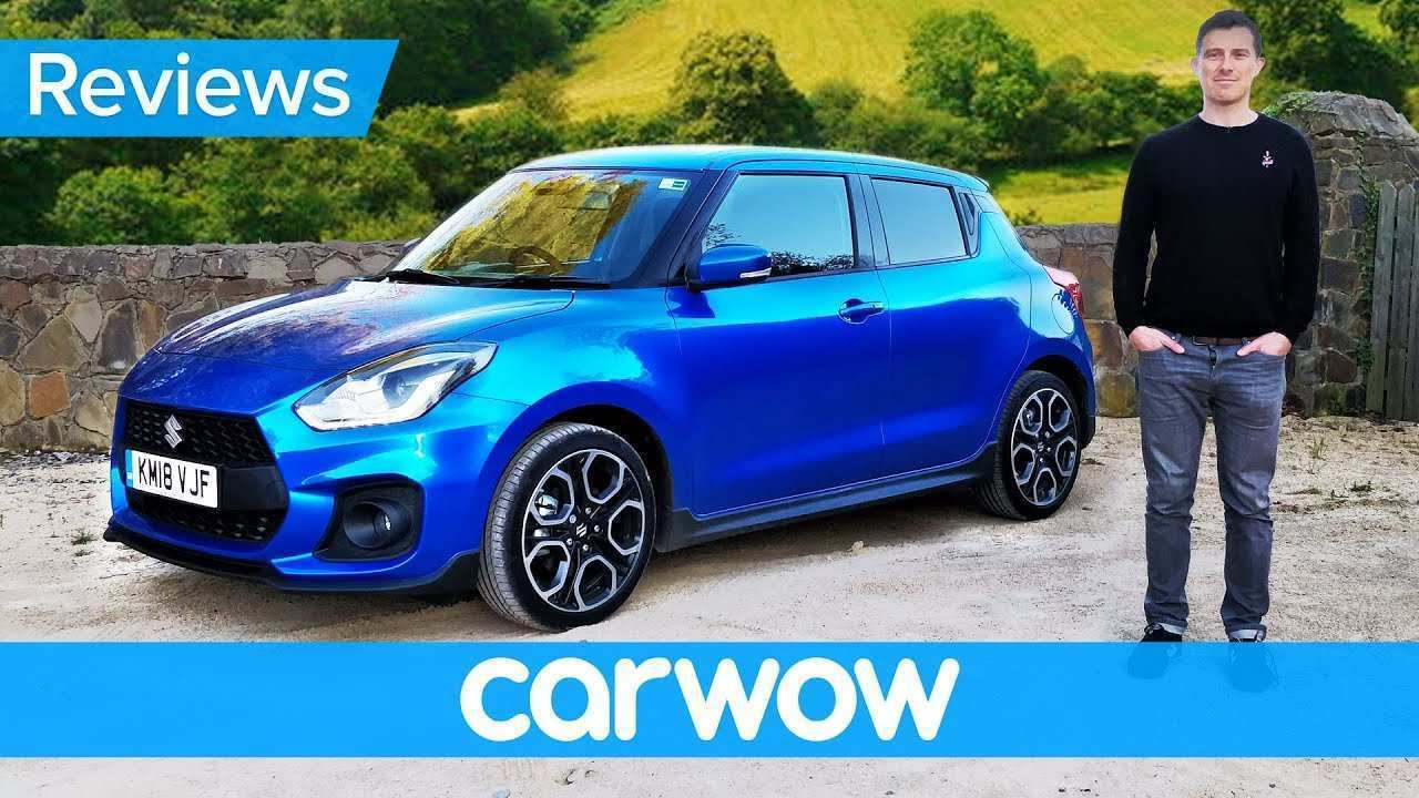 55 The 2019 New Suzuki Swift Sport Overview