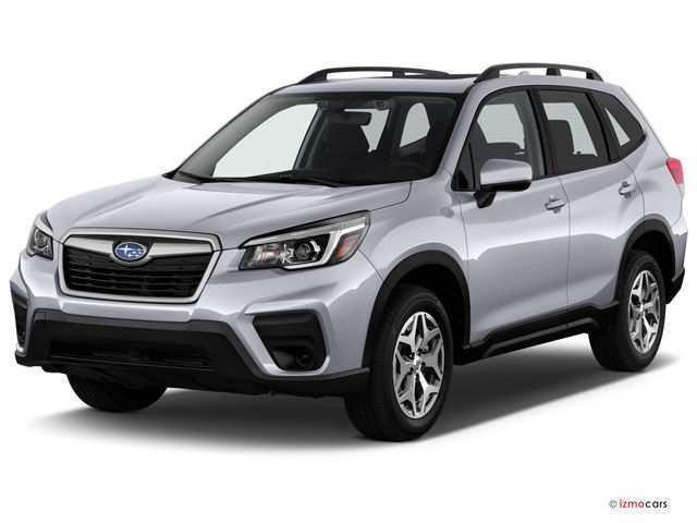 55 The 2019 Subaru Forester Mpg Concept