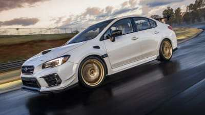 55 The 2019 Subaru Hatchback Sti New Concept