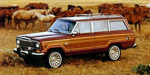 55 The 2019 The Jeep Grand Wagoneer Price Design And Review
