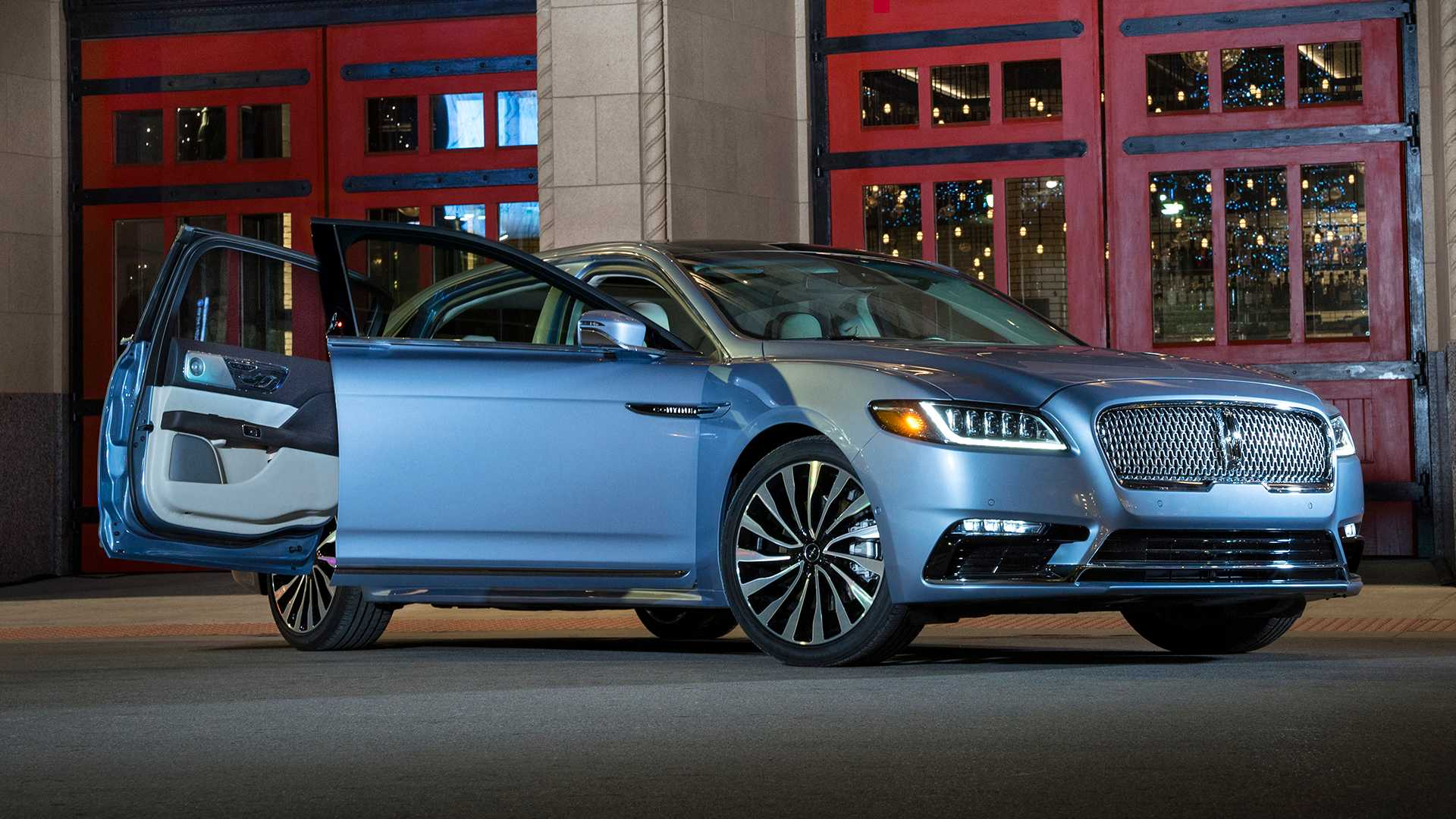 55 The 2019 The Lincoln Continental First Drive