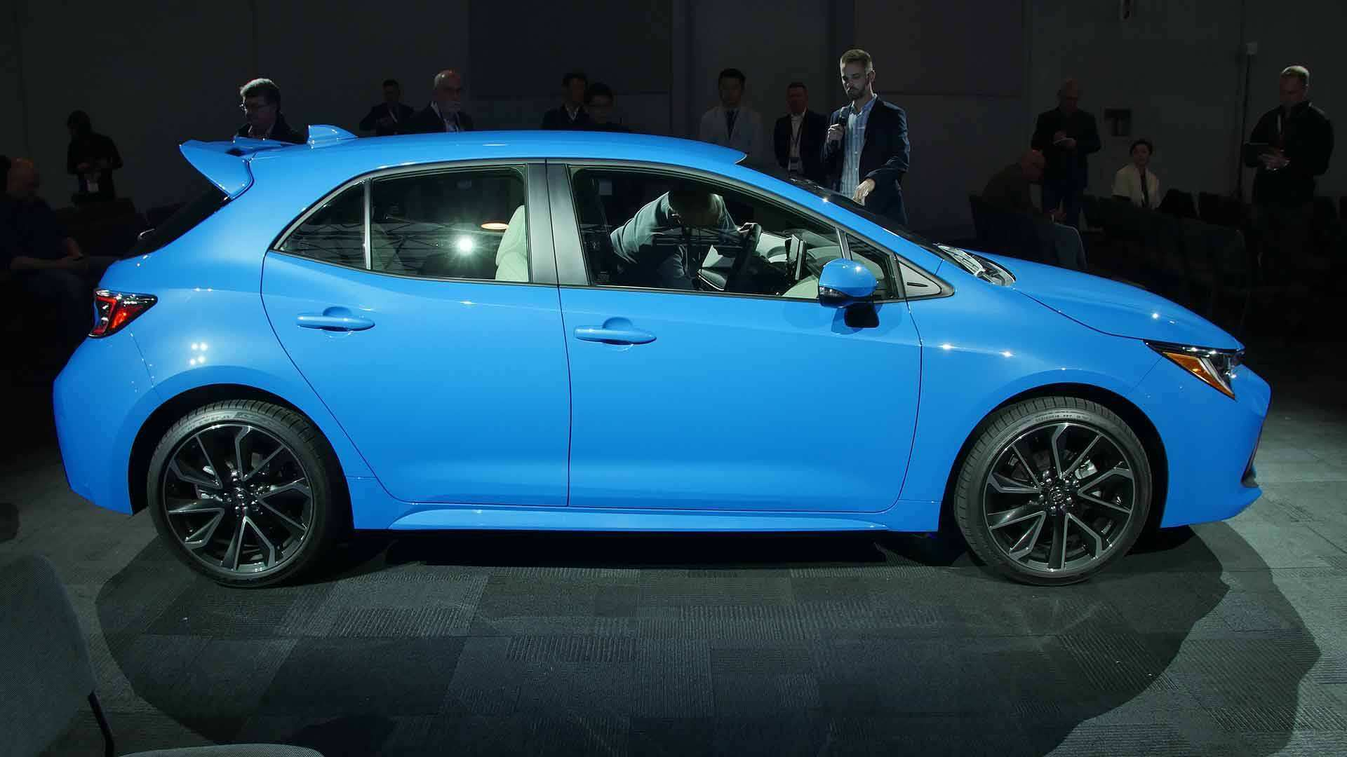 55 The 2019 Toyota Corolla Hatchback Pictures