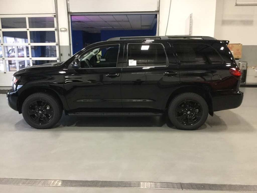 55 The 2019 Toyota Sequoia New Review