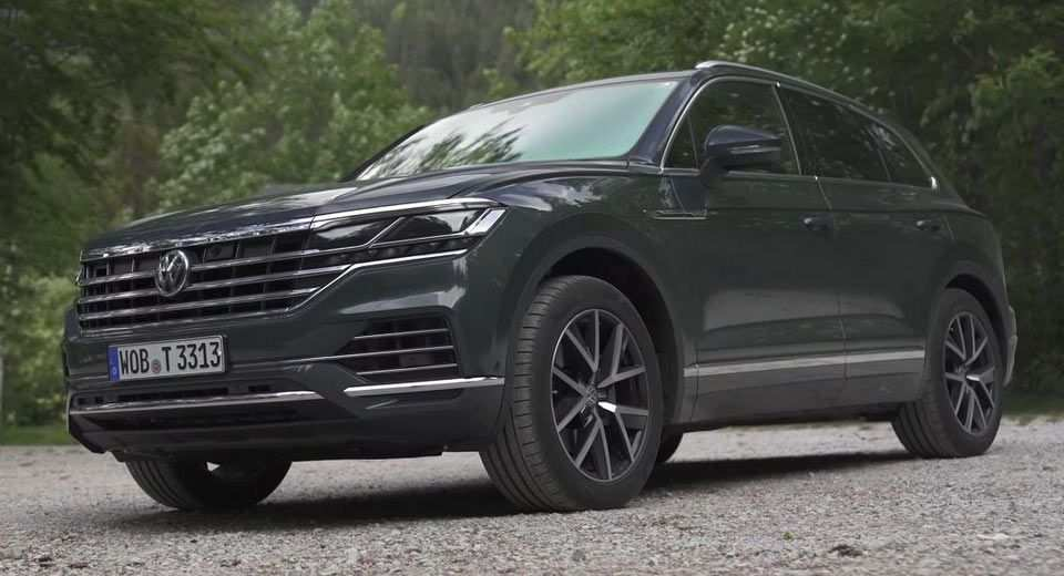 55 The 2019 VW Touareg Picture