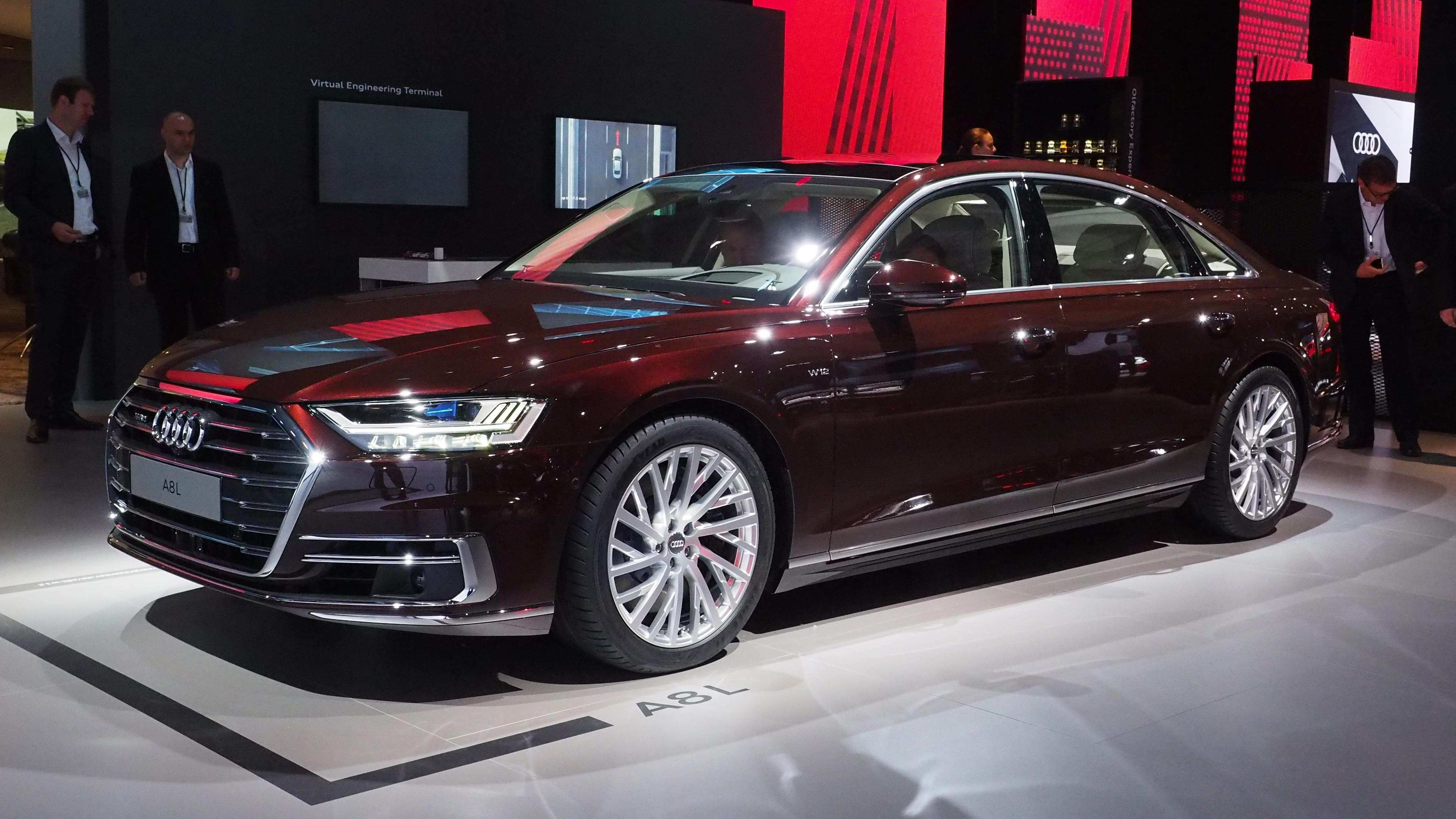 55 The 2020 Audi A8 Performance