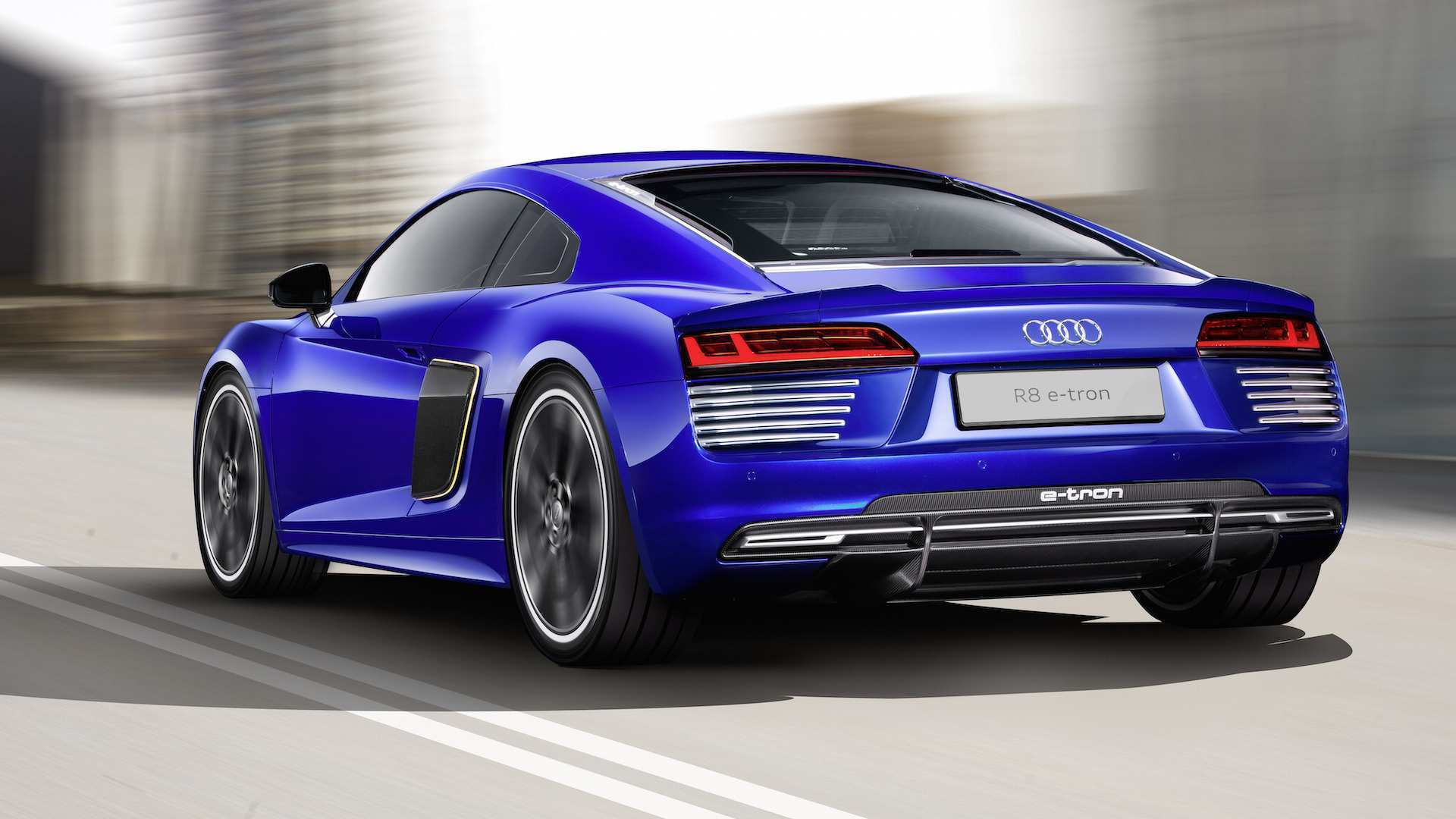 55 The 2020 Audi R8 E Tron Performance