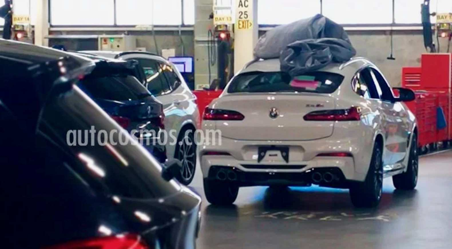 55 The 2020 BMW X4 Research New