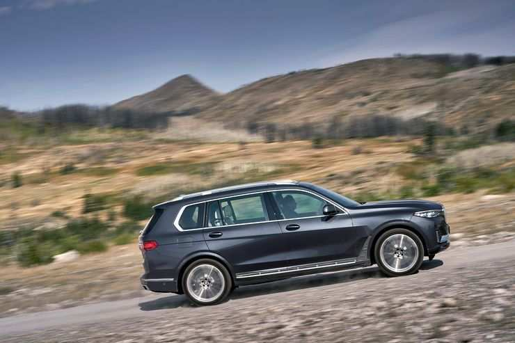 55 The 2020 BMW X7 Suv Spy Shoot