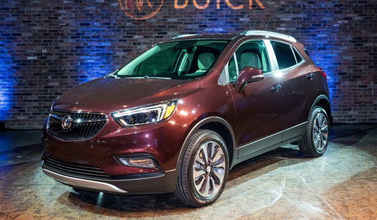 55 The 2020 Buick Encore Colors Configurations