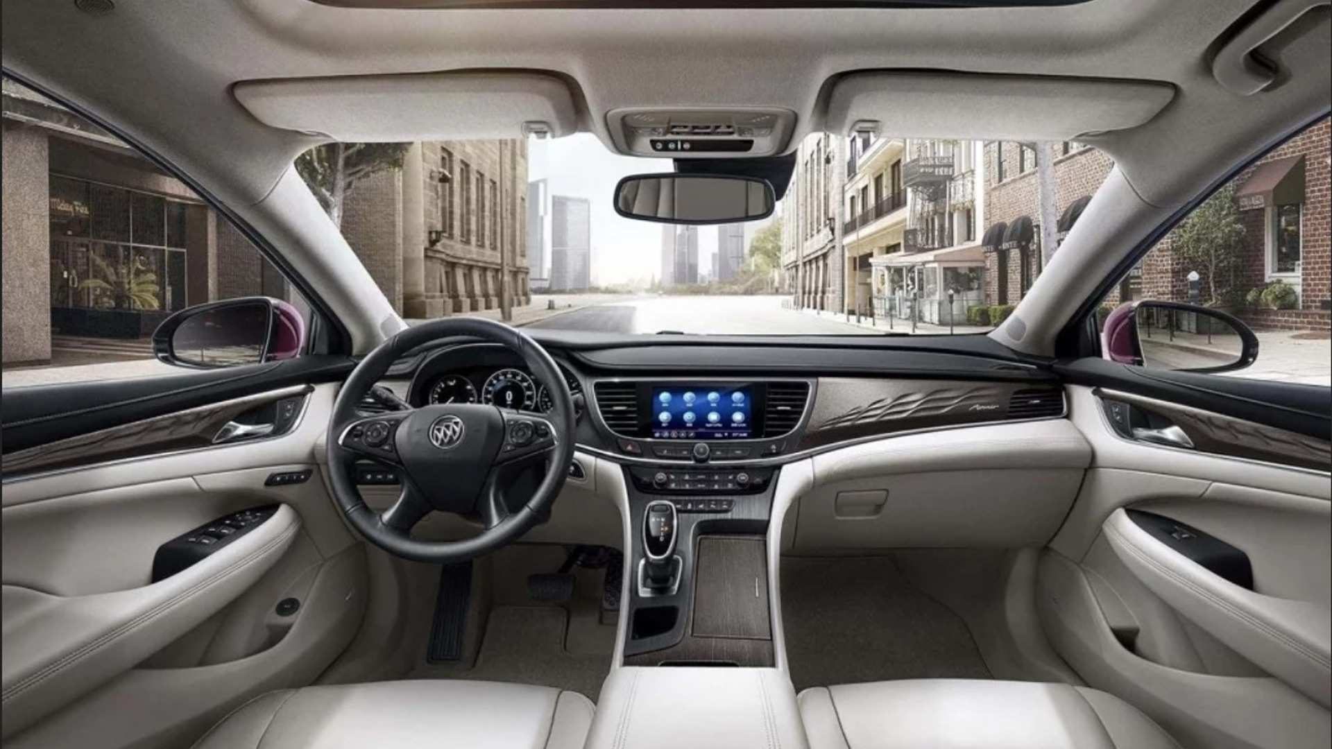 55 The 2020 Buick LaCrosses Review