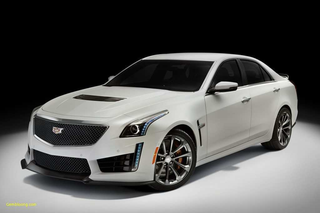 55 The 2020 Cadillac CTS V Rumors