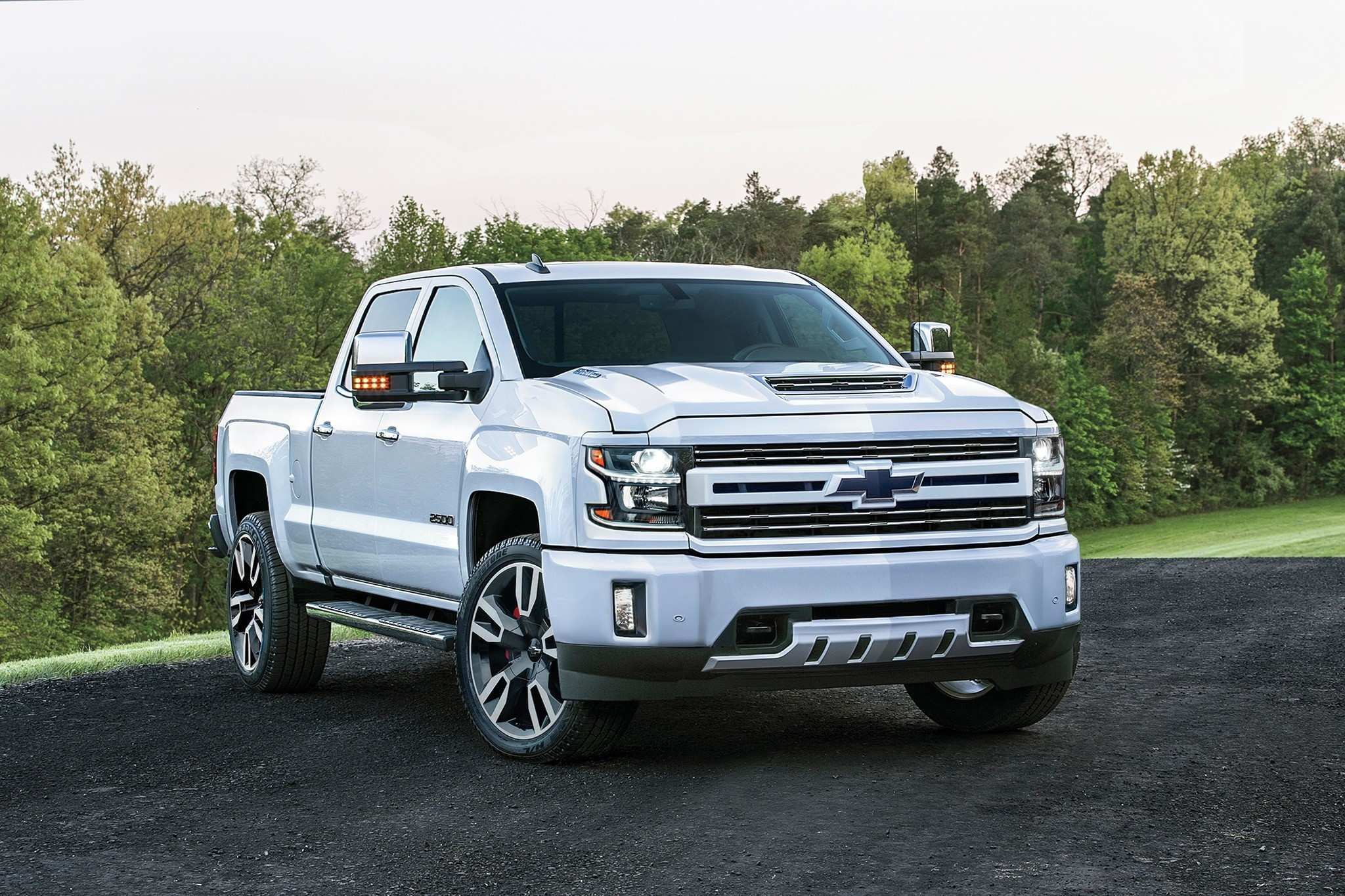 55 The 2020 Chevy 2500Hd Duramax Specs And Review