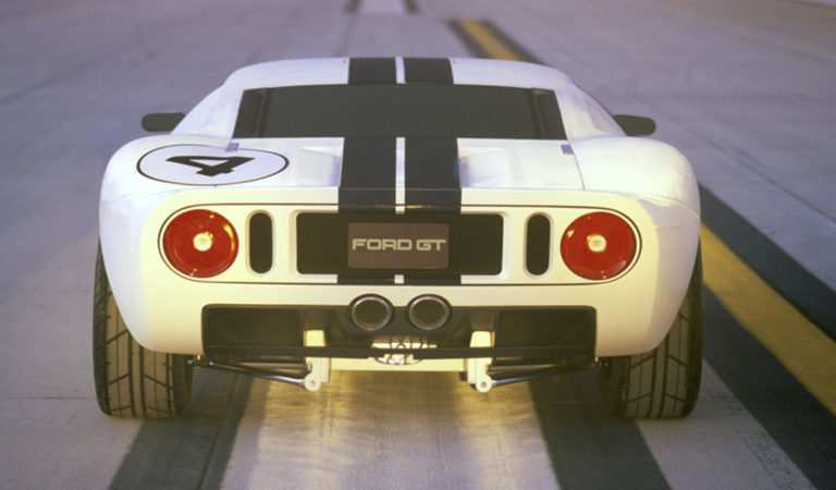 55 The 2020 Ford GT40 Specs