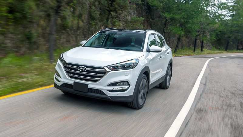 55 The 2020 Hyundai Tucson Engine