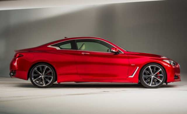 55 The 2020 Infiniti Q60 Coupe New Concept