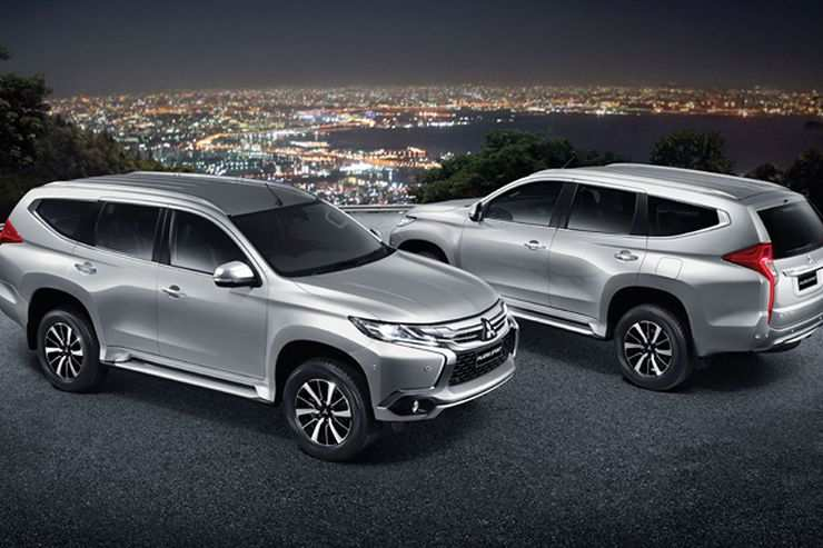55 The 2020 Mitsubishi Montero Sport Release Date And Concept
