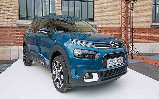 55 The 2020 New Citroen C4 Photos