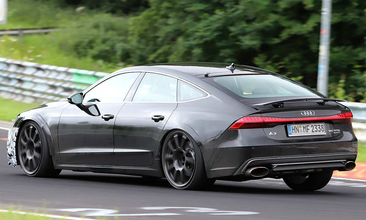 55 The Best 2019 Audi Rs7 Performance