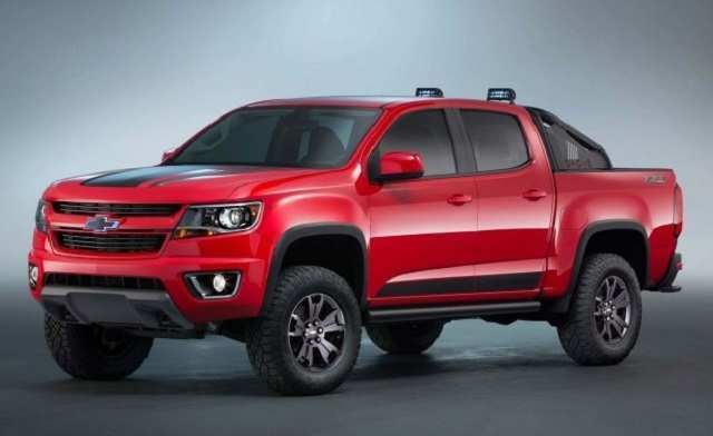 55 The Best 2019 Chevy Colorado Release Date