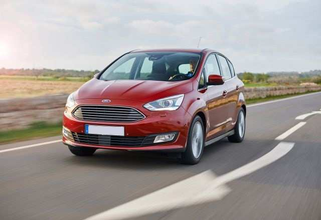 55 The Best 2019 Ford C Max Release Date
