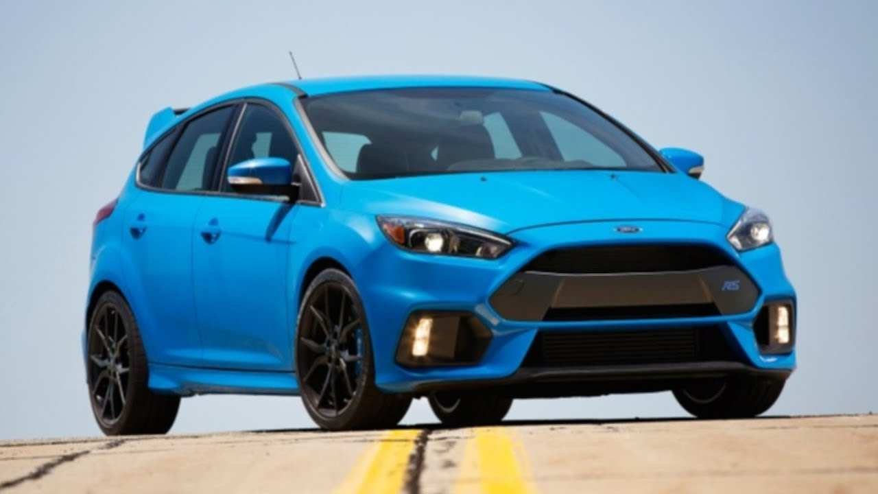 55 The Best 2019 Ford Fiesta St Rs Interior