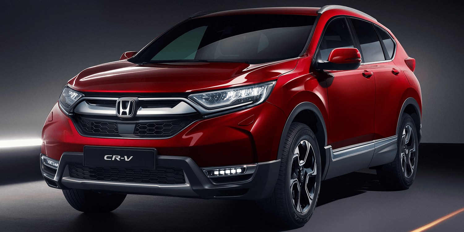 55 The Best 2019 Honda CR V Pictures