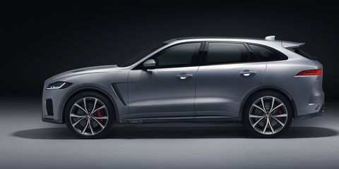 55 The Best 2019 Jaguar F Pace Svr 2 Overview