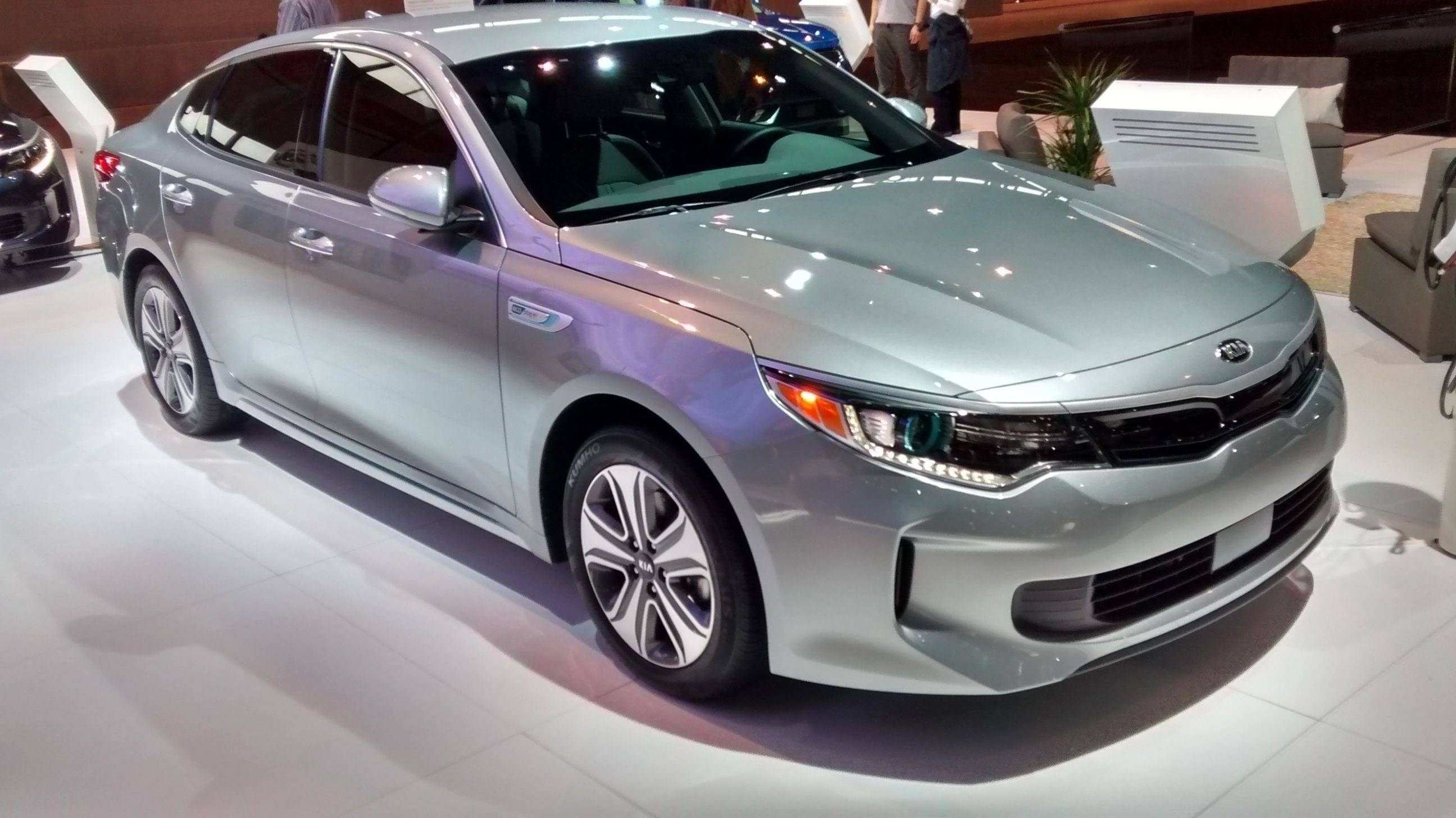 55 The Best 2019 Kia OptimaConcept Engine