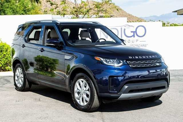 55 The Best 2019 Land Rover Discovery Style