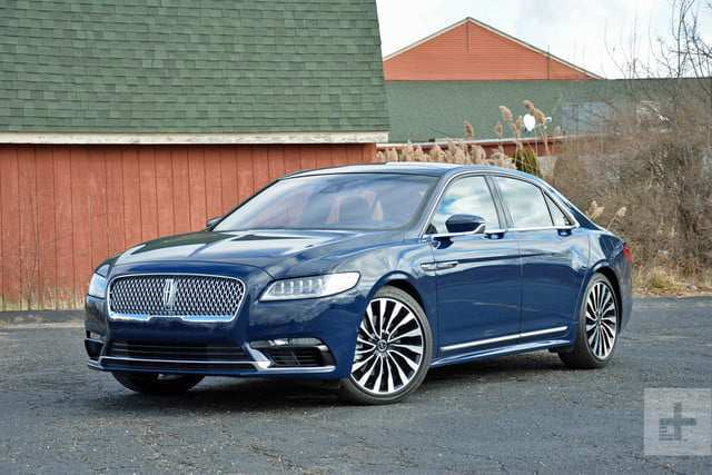 55 The Best 2019 Lincoln Continental Picture