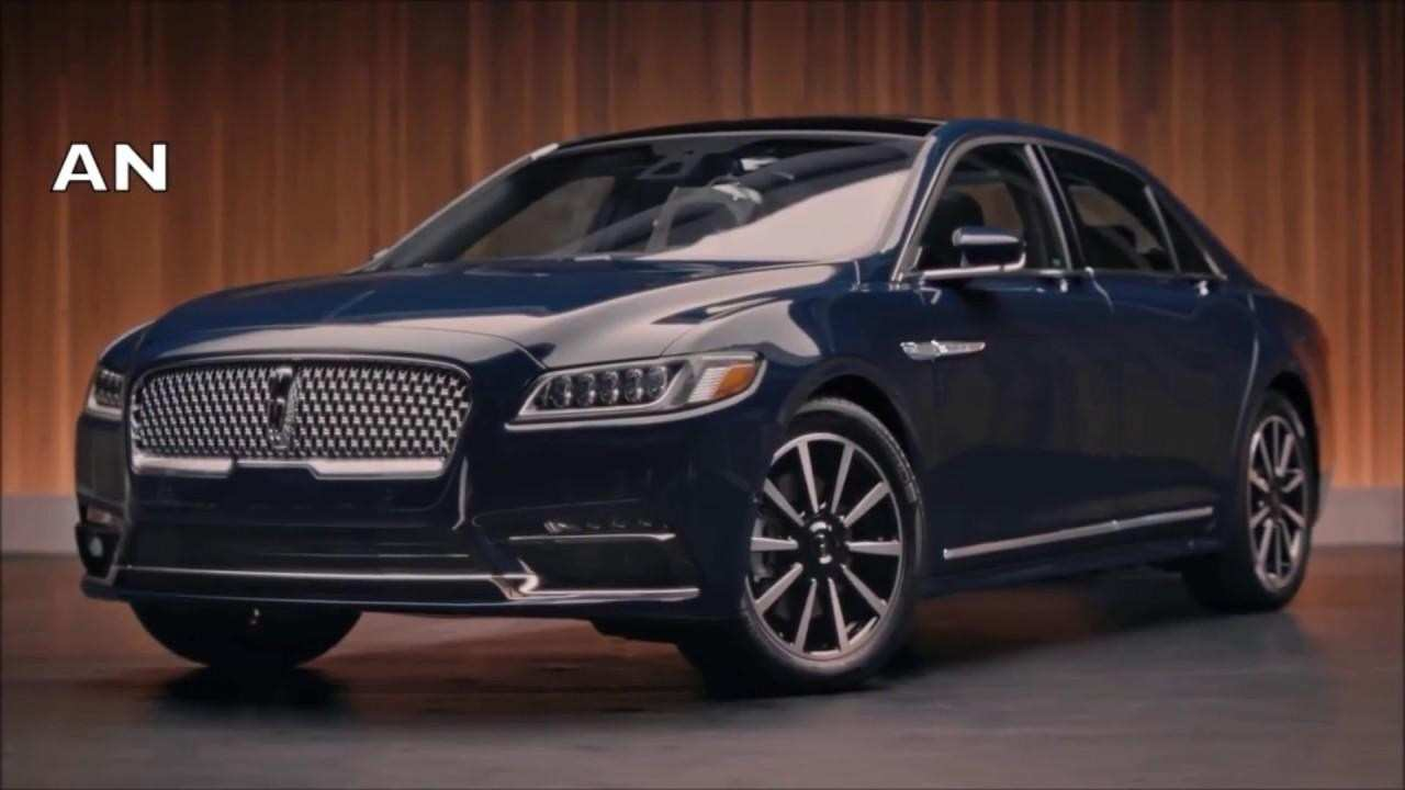 55 The Best 2019 Lincoln Town Release