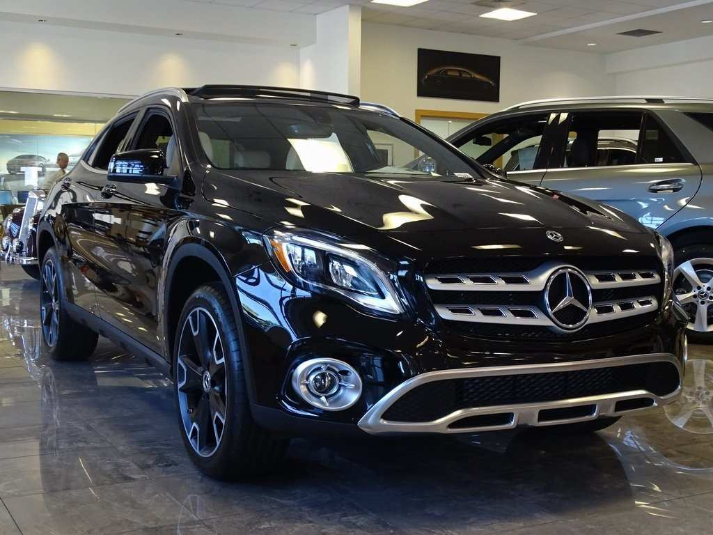 55 The Best 2019 Mercedes Benz Gla New Review