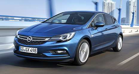 55 The Best 2019 New Opel Astra Rumors