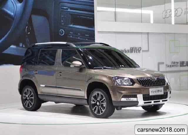 55 The Best 2019 Skoda Yeti New Concept