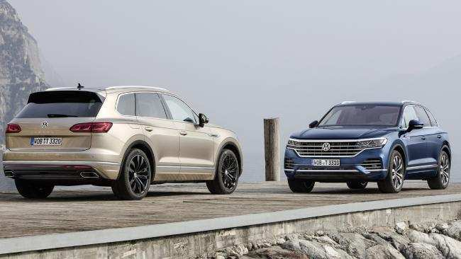 55 The Best 2019 VW Touareg Concept
