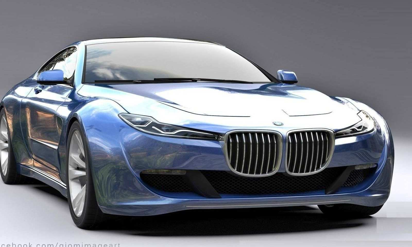55 The Best 2020 BMW M9 Concept
