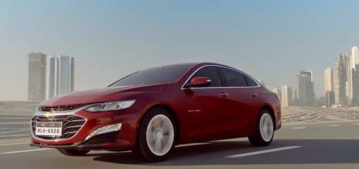 55 The Best 2020 Chevy Malibu Release Date And Concept