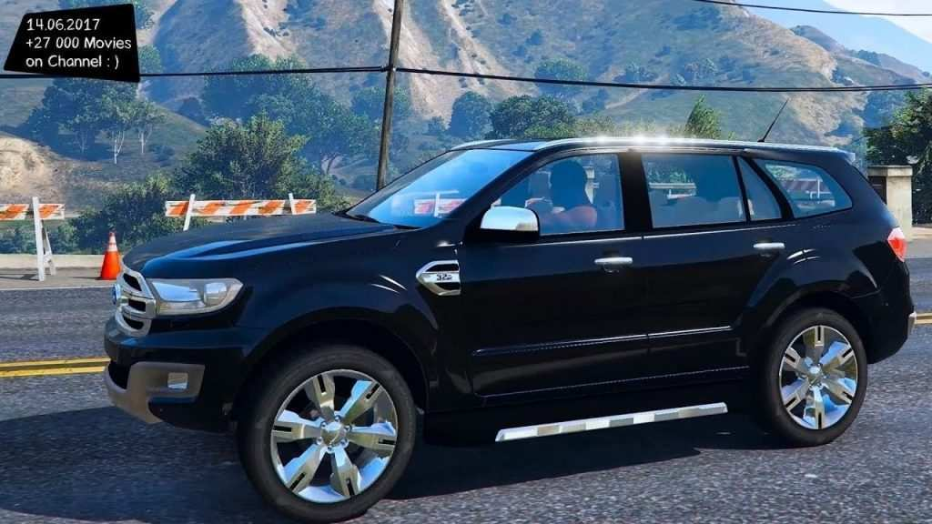 55 The Best 2020 Ford Everest Release