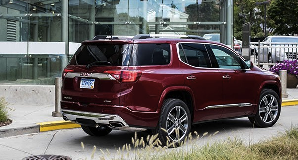 55 The Best 2020 Gmc Acadia Denali Photos