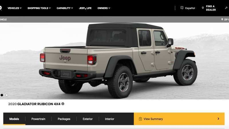 55 The Best 2020 Jeep Gladiator Build And Price Exterior And Interior