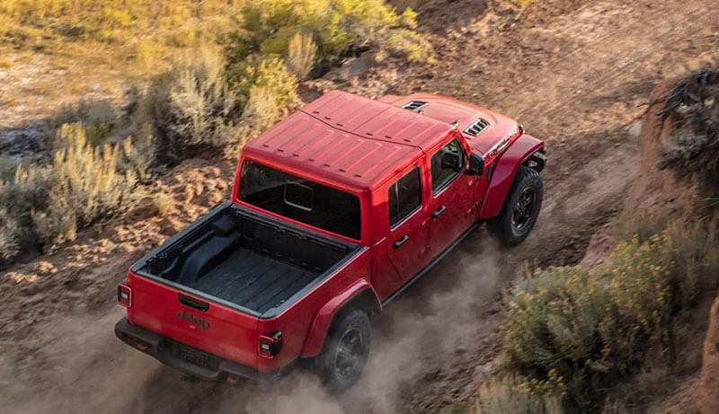 55 The Best 2020 Jeep Gladiator Vs Toyota Tacoma Rumors