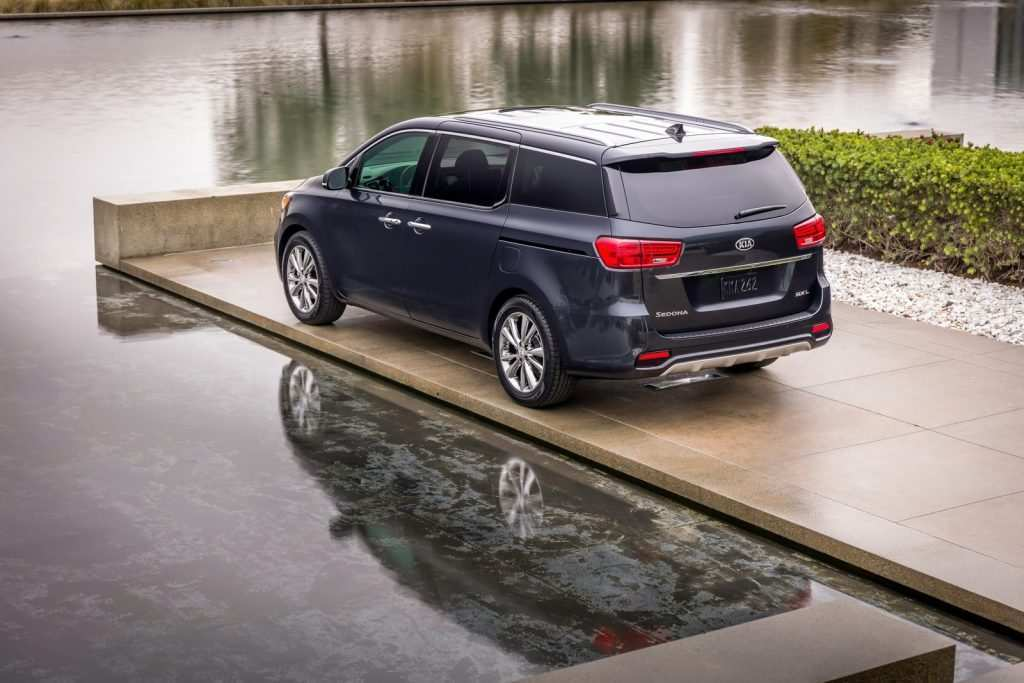 55 The Best 2020 Kia Carnival Concept