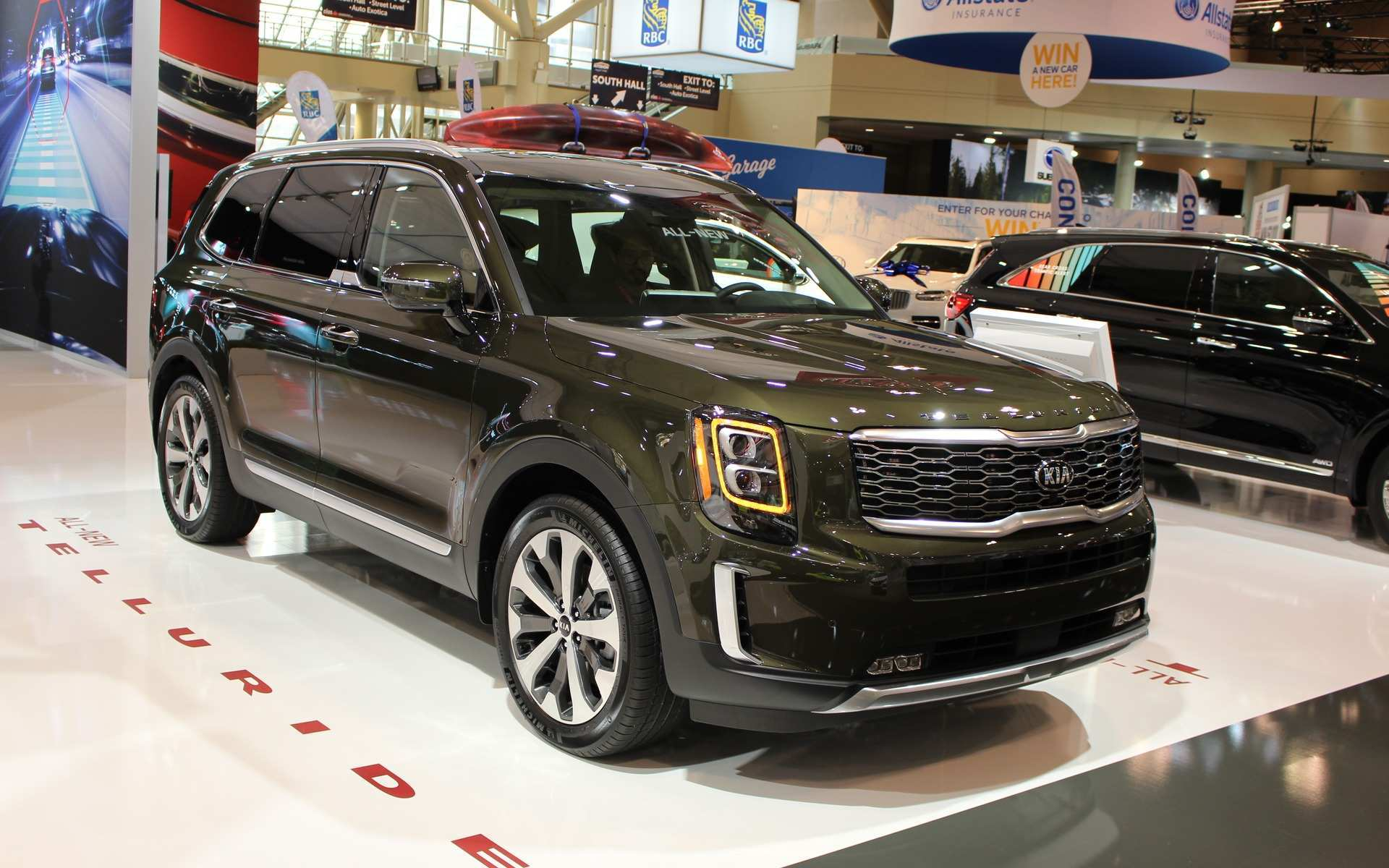 55 The Best 2020 Kia Telluride Images Pricing