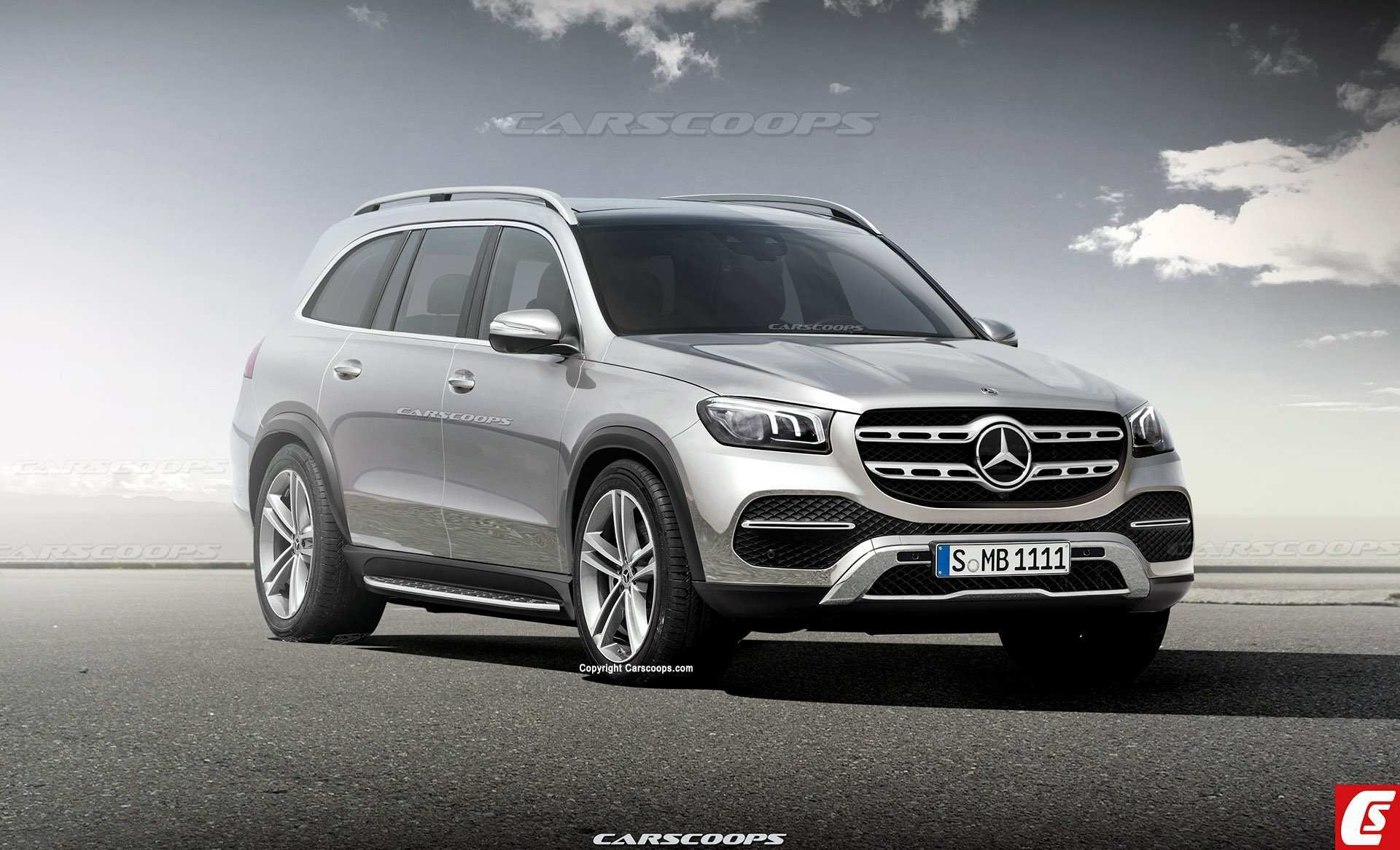 55 The Best 2020 Mercedes GLS Exterior And Interior