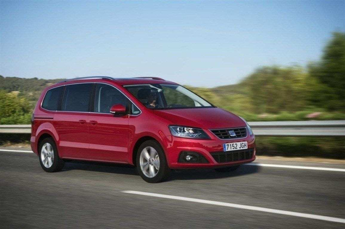 55 The Best 2020 Seat Alhambra Speed Test