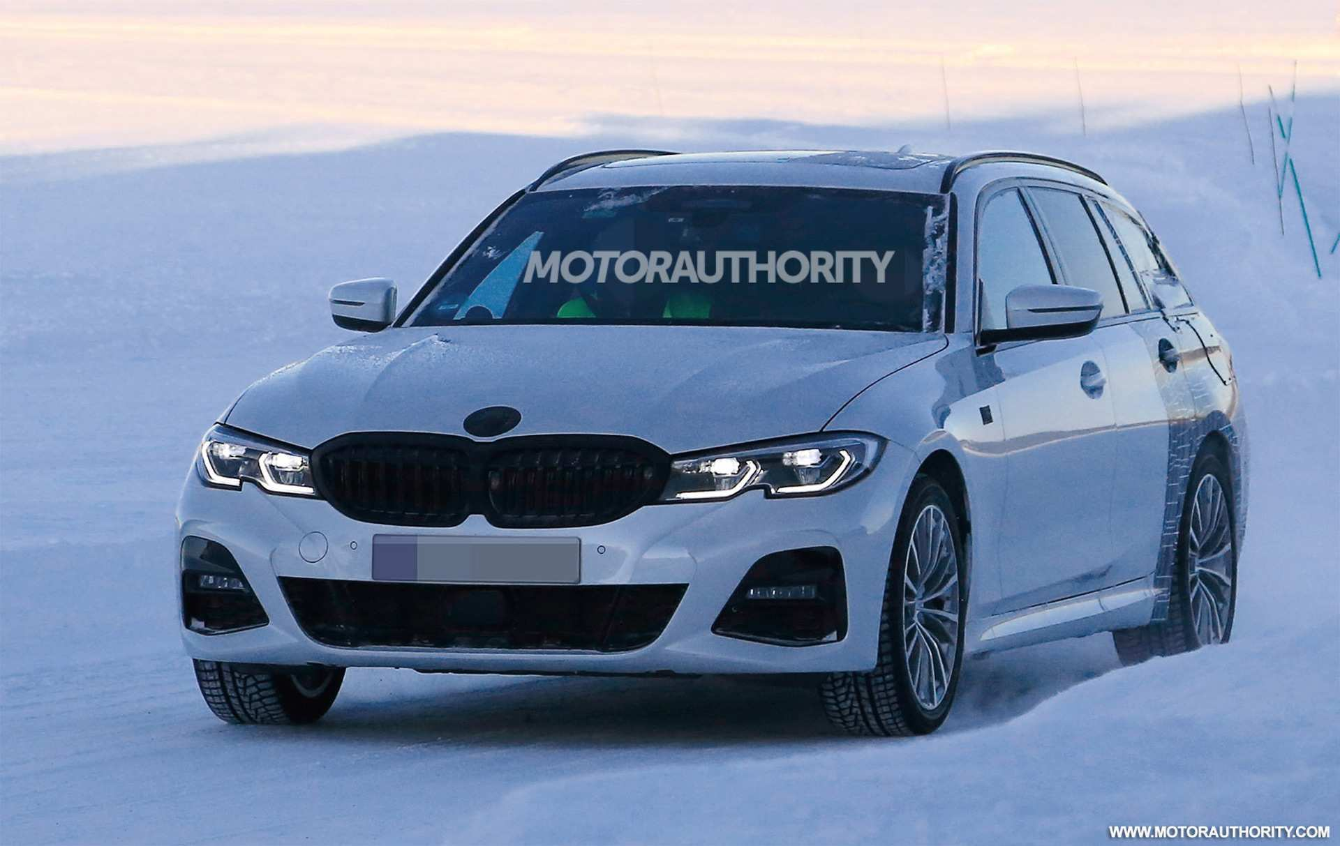 55 The Best 2020 Spy Shots BMW 3 Series Specs