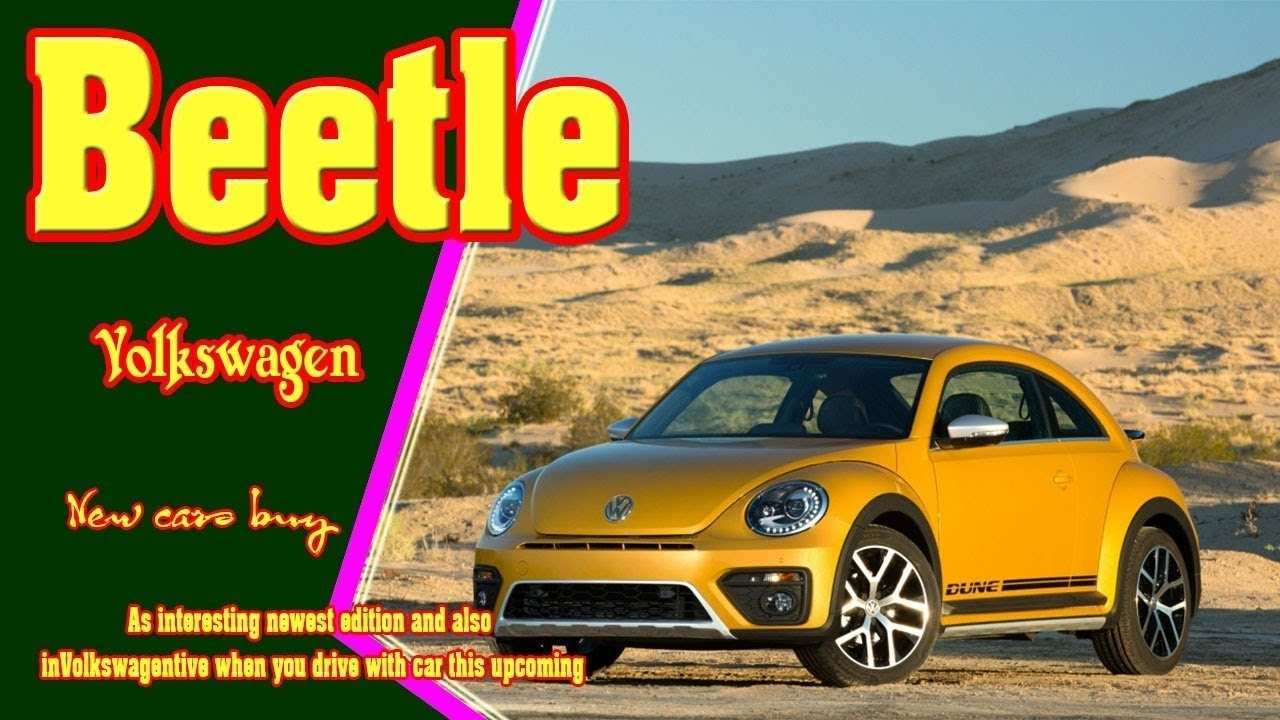 55 The Best 2020 Volkswagen Beetle Dune Performance And New Engine