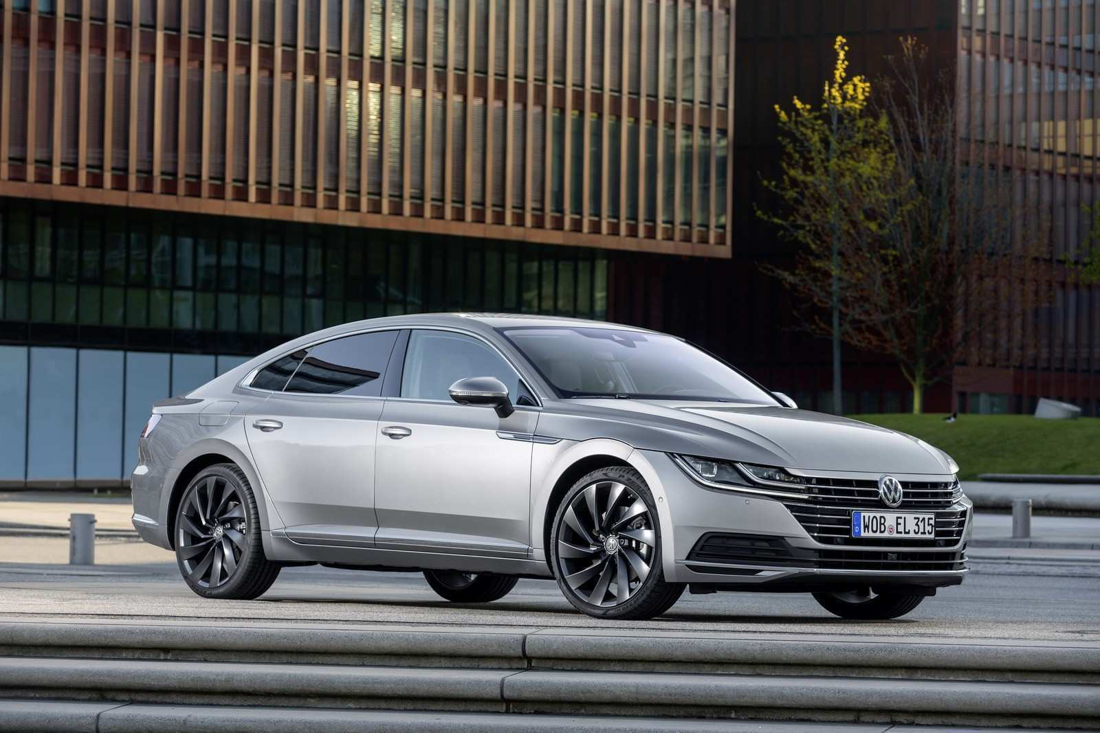 55 The Best Arteon Vw 2019 Exterior